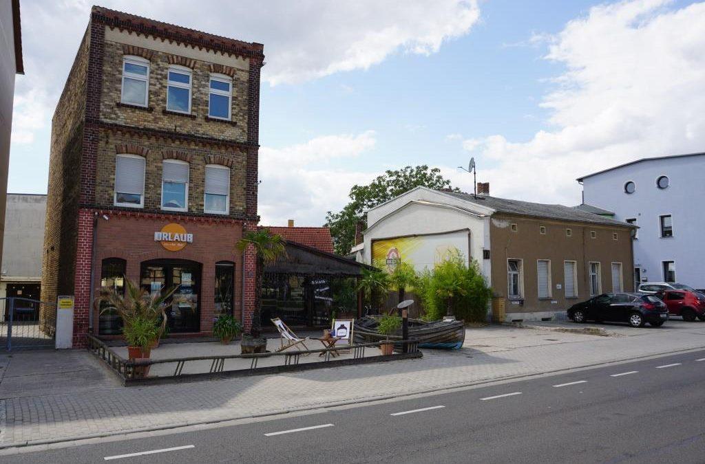 Laufender Gastrobetrieb mit Immobilienbestand in zentraler Lage von Delitzsch