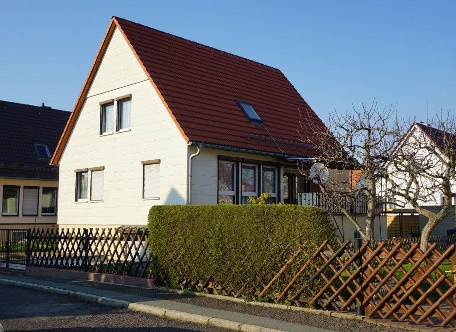 Einfamilienhaus in schöner Siedlungslage Leipzig