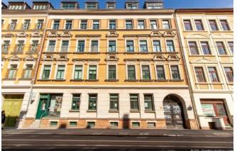 Vermietete 3-Raumwohnung in Leipzig